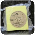 Fromage cheddar fumé 200g